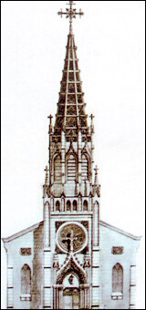 Римско-католический костёл  (проект)