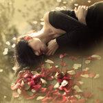 романтические и гламурные аватары с девушками