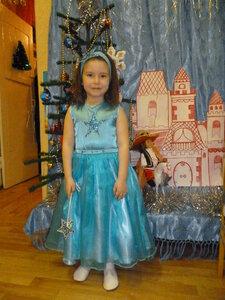 НГ наряд Звездная фея декабрь 2011г