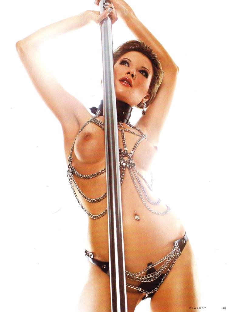 Девушка месяца Playboy Украина в феврале 2012 - Ольга Зинченко / Бьянка