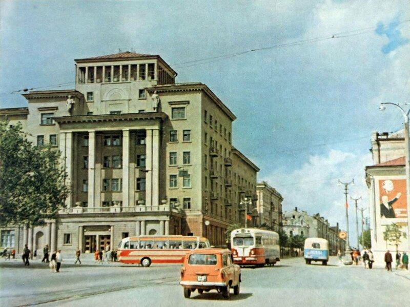 Большая Советская ул - Смоленск - Wikimapia