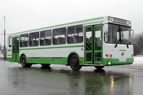 Автобус. Маршрут
