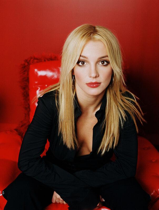 Бритни Спирс (Britney Spears) 2002