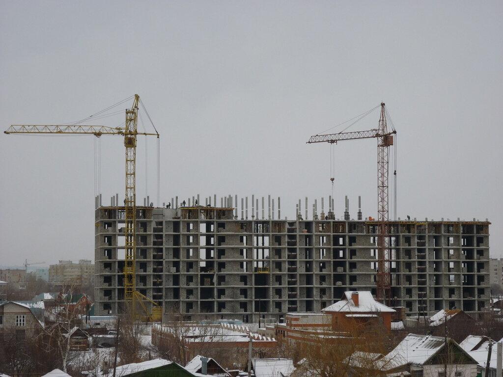 Строительство дома  саратов