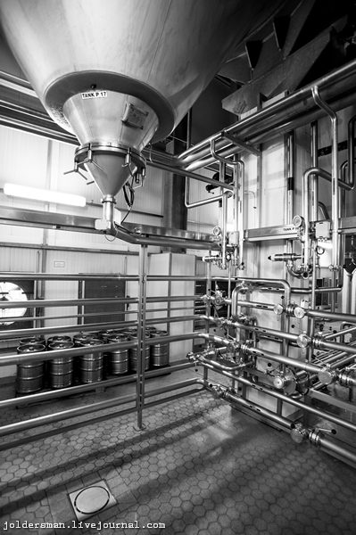 чешский пивной завод