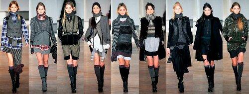 Также такие шарфы приносят визуальное удовольствие.  Эти стильные вязаные шарфы являются настоящей мечтой...