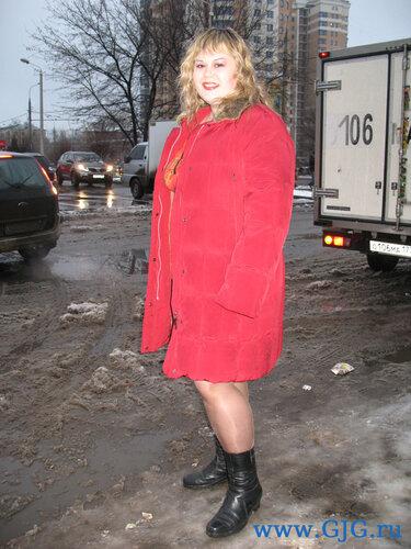 Светлана Гудёж на съемках сериала