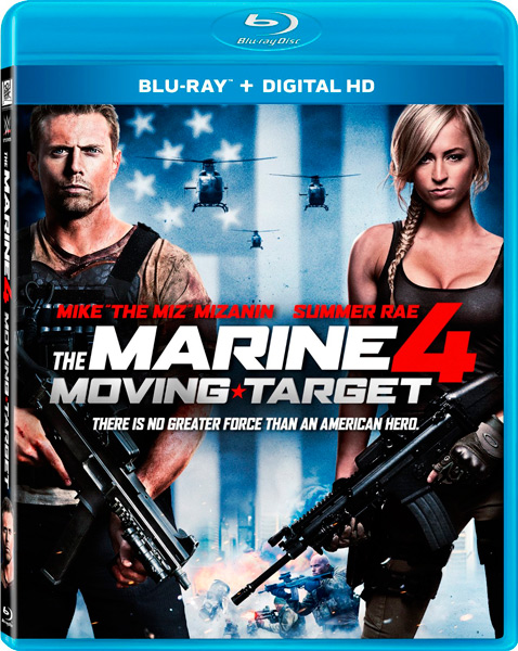 ������� ��������� 4 / The Marine 4: Moving Target (2015)
