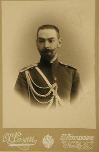 Граббе Михаил Николаевич (1868-1942) - граф , генерал-майор Свиты Его императорского величества, командир лейб-гвардии Сводно-казачьего полка