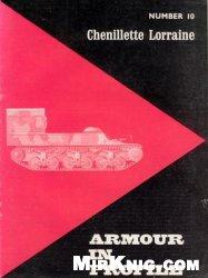 Книга Armour in Profile Number 10: Chenillette Lorraine