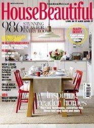 Журнал House Beautiful №3 2014 (UK)