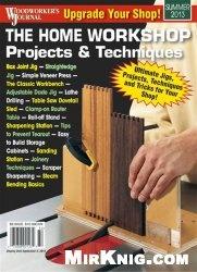 Журнал Woodworkers Journal - Summer 2013