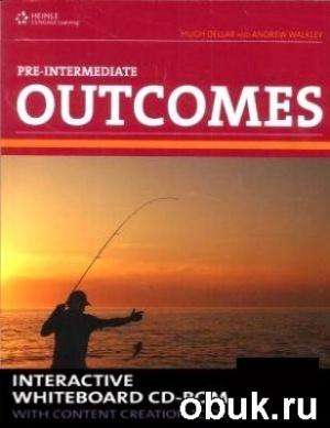 Книга H. Dellar. Outcomes Pre-Intermediate (с аудиокурсом)