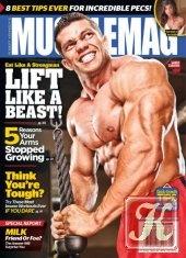 Журнал MuscleMag International - March 2013