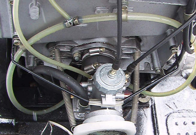 схема карбюратора кмп-100а
