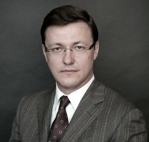 Мэр Самары Дмитрий Азаров (бывший региональный министр экологии)