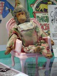 обезьянка Ирины Николаевой