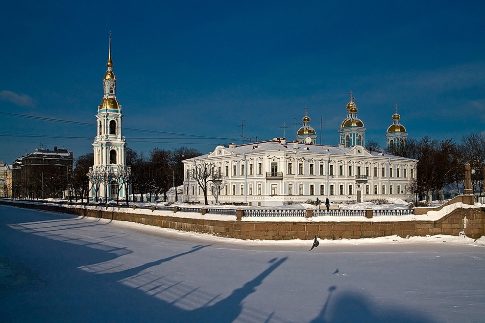 Фотограф из Санкт-Петербурга Сергей Бессонов
