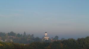 Рассвет в Крылосе. Фото Horus267 на Яндекс.Фотках