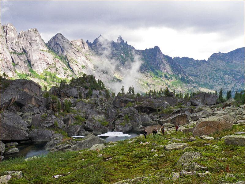 Как здорово гулять по горам!