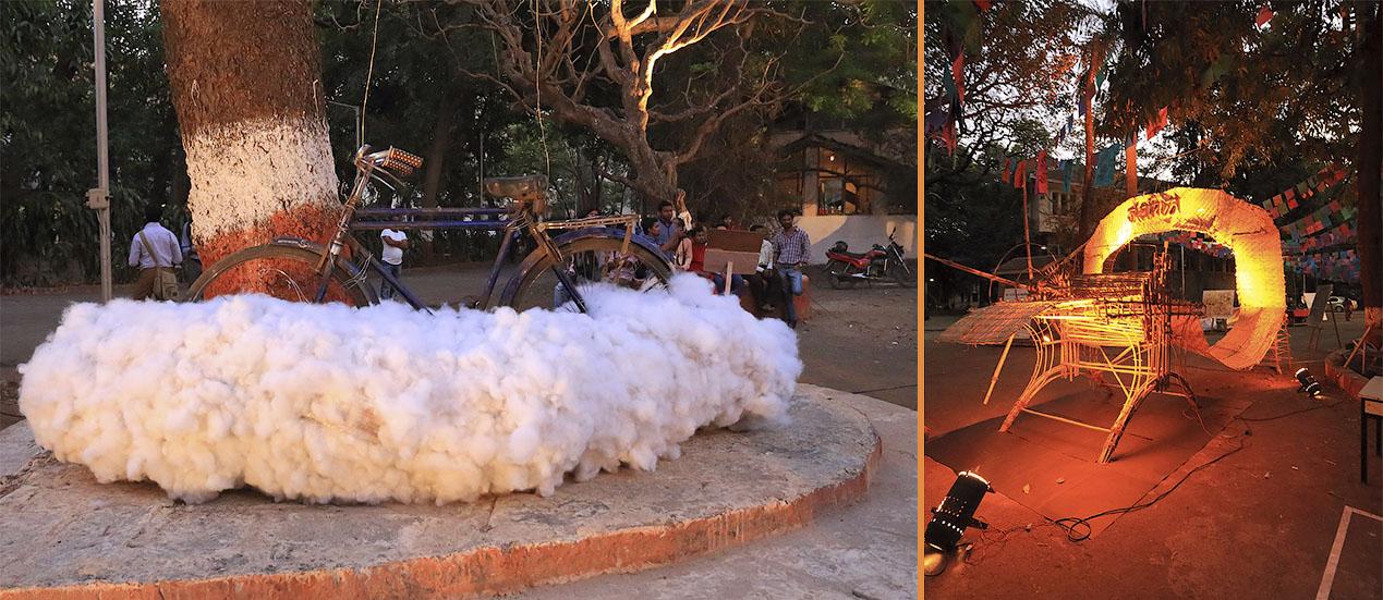 29. Фотографии с выставки в Мумбаи