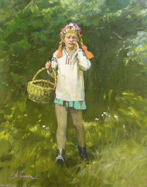 Аркадий Васильевич Сорока  (1921 г. р.) Потерялась.