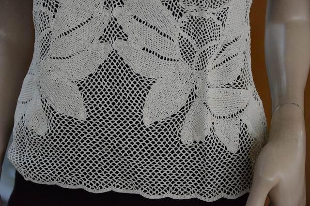 Блузки, туники крючком