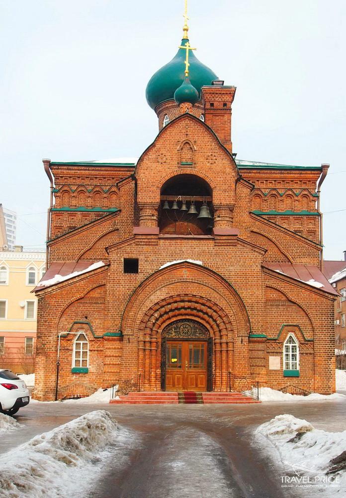 старообрядческая церковь Казань