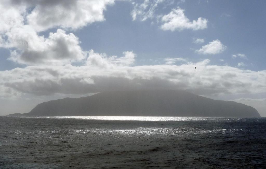 Жизнь в центре океана