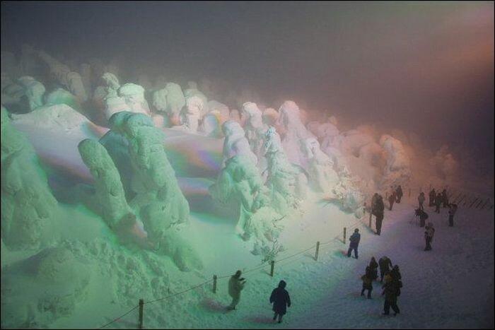Cнежные монстры