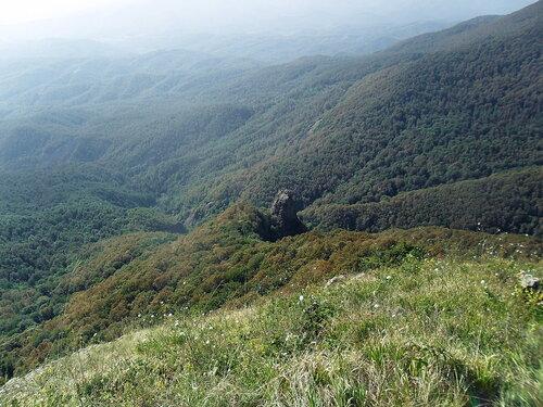 Сентябрь 2011, Кубань, Кавказ, подъём на Два Брата