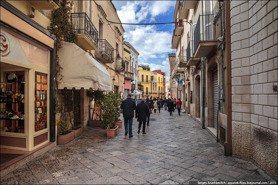 Гравина, Италия