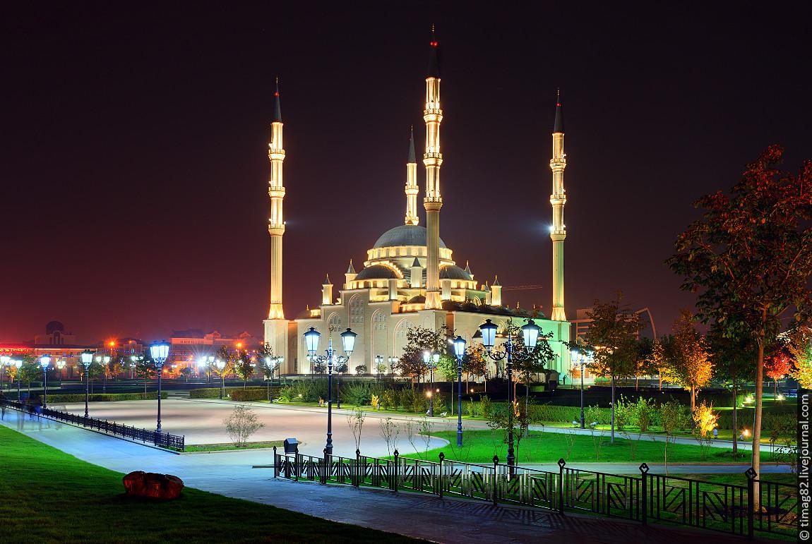 Все мечети чеченской республики картинки