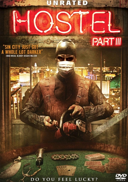 Хостел 3 / Hostel: Part III / UNRATED (2011/HDRip700MB)
