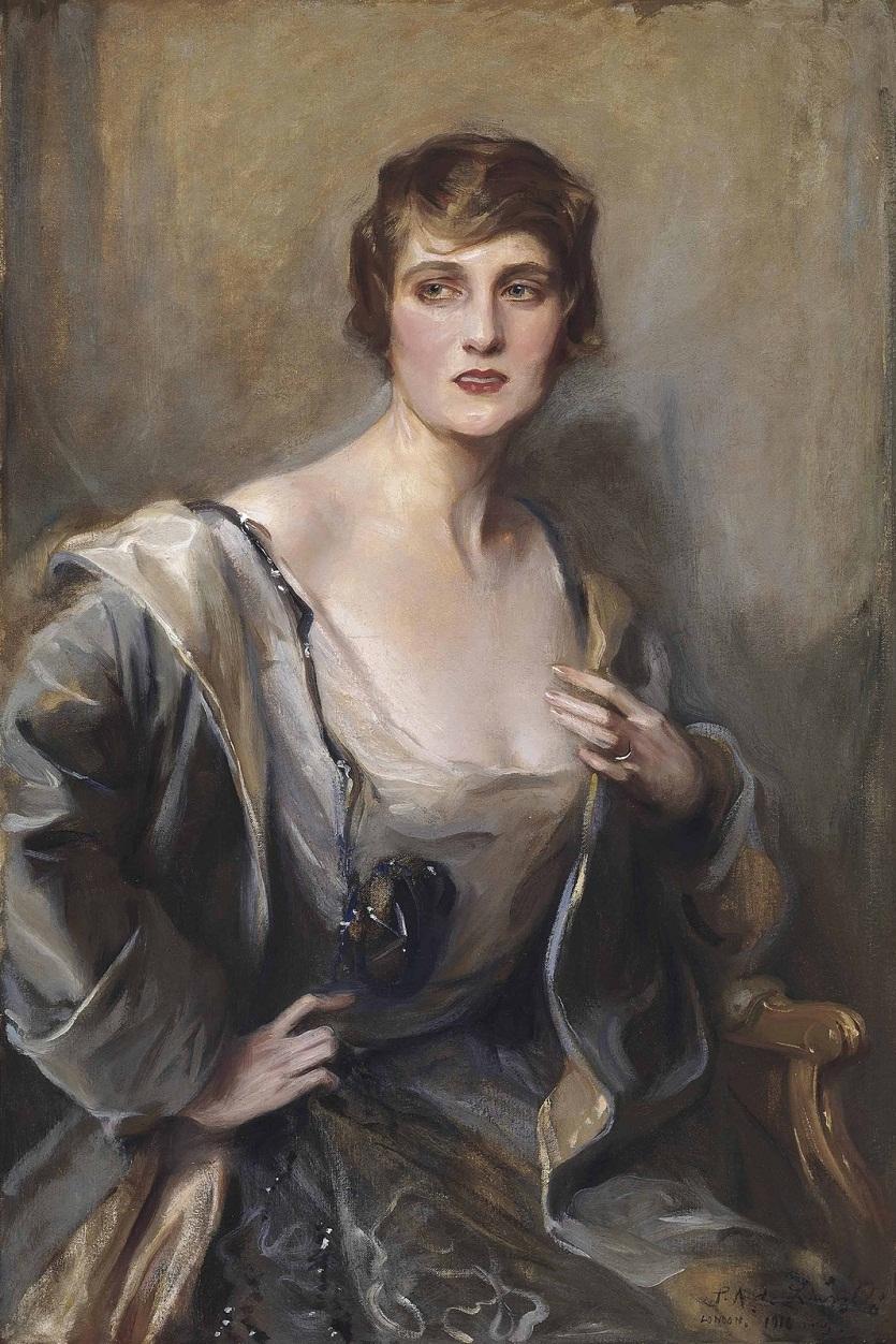 1916_Миссис Уинфилд Сифтон, урожденная Джин Гезли Дональдсон