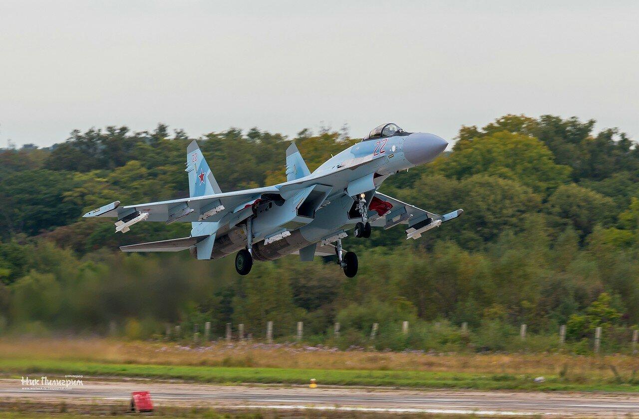 Resultado de imagen de cazas rusos salieron siete veces por semana para interceptar aviones extranjeros