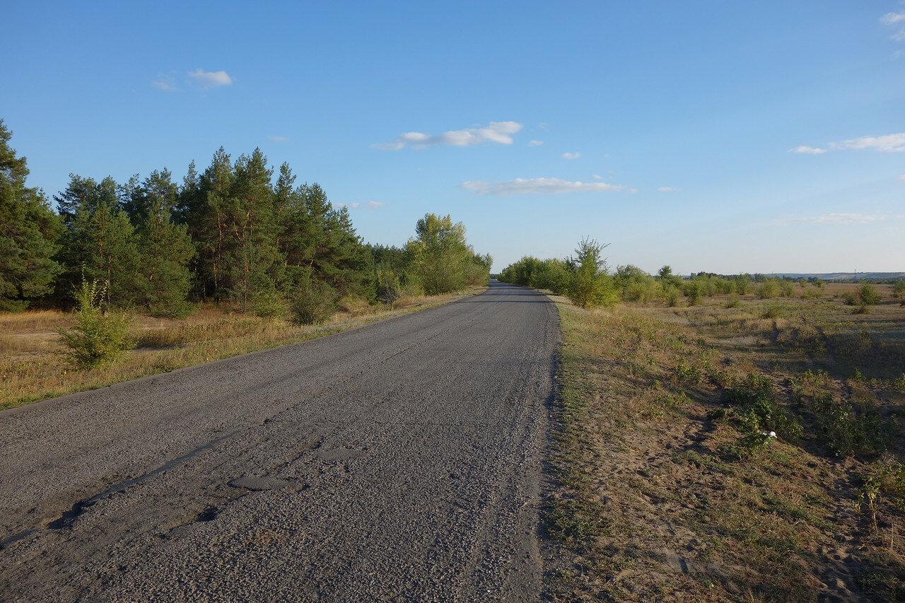 живописная дорога