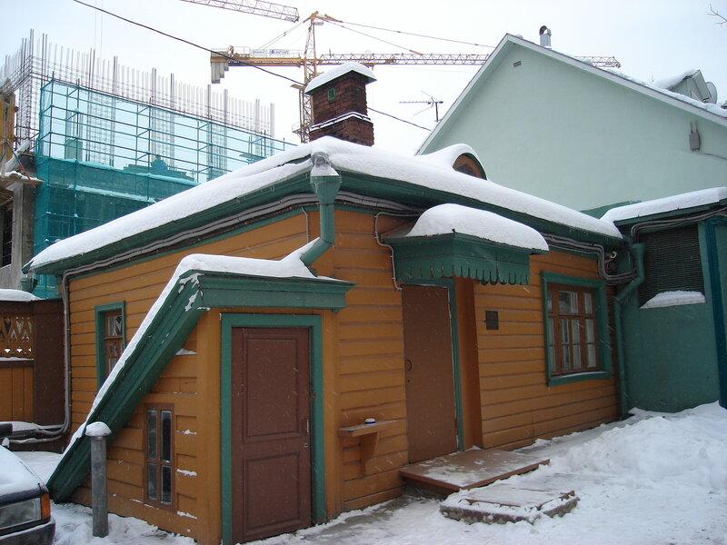 Дом-Усадьба Л.Н. Толстого /кухня 1882г./