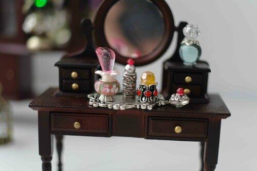 Мебель для миниатюры своими руками 365
