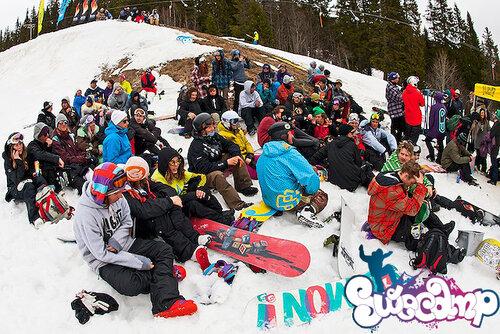 Шведский сноуборд лагерь SweCamp 2011/2012