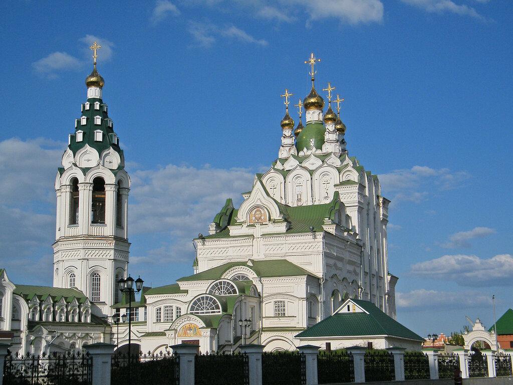 город Йошкар-Ола, Марий-Эл, города России