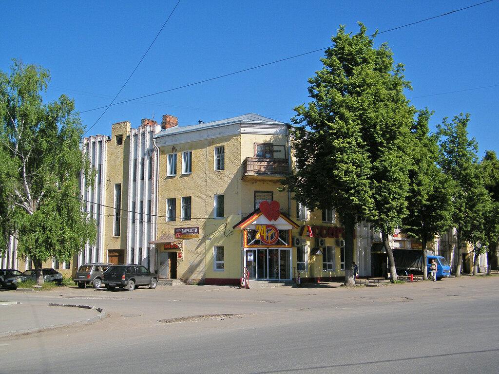город Ковров, города России