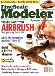 Журнал FineScale Modeler Vol.22 No.10 2004 (December)