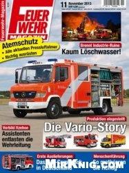Журнал Feuerwehr Magazin №11 2013