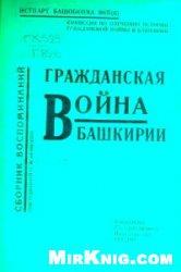 Книга Гражданская война в Башкирии