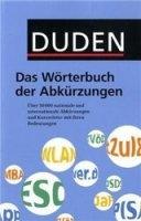 Аудиокнига Duden Das Wörterbuch der Abkürzungen pdf 2,73Мб