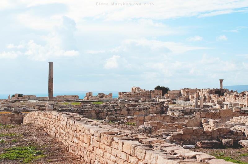 Новый год на Кипре | часть 5
