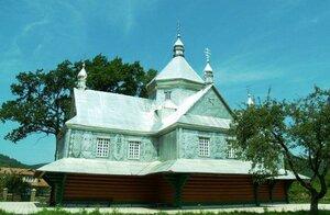 Шешоры. Успенская (Горишная) церковь. Фото www.doroga.ua