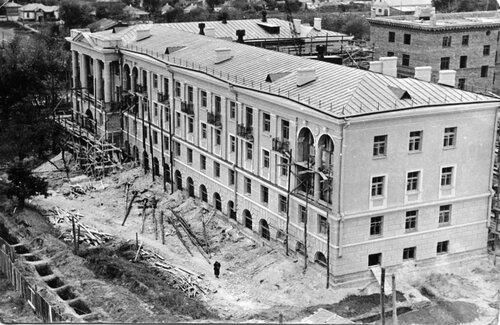 гостиница Белгород, 1955 г.