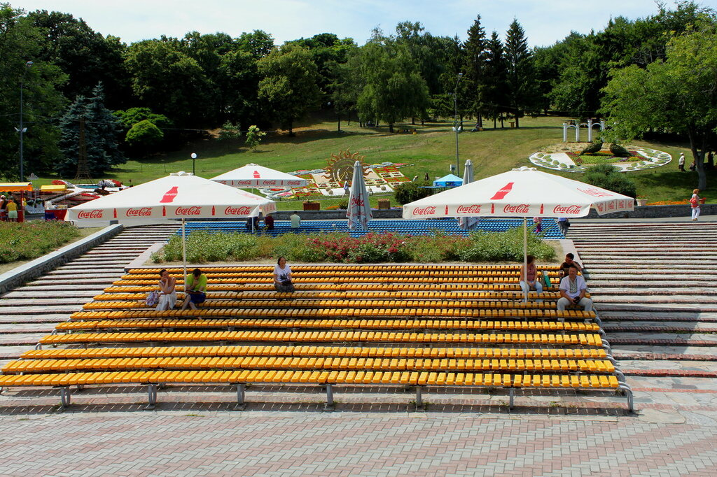 Зрительный зал Певческого поля
